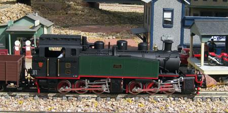 Dave Smith Motors >> GRAND CENTRAL RAILROAD | SURPRISE ARIZONA | LOCOMOTIVES